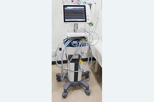 心電図血圧検査装置